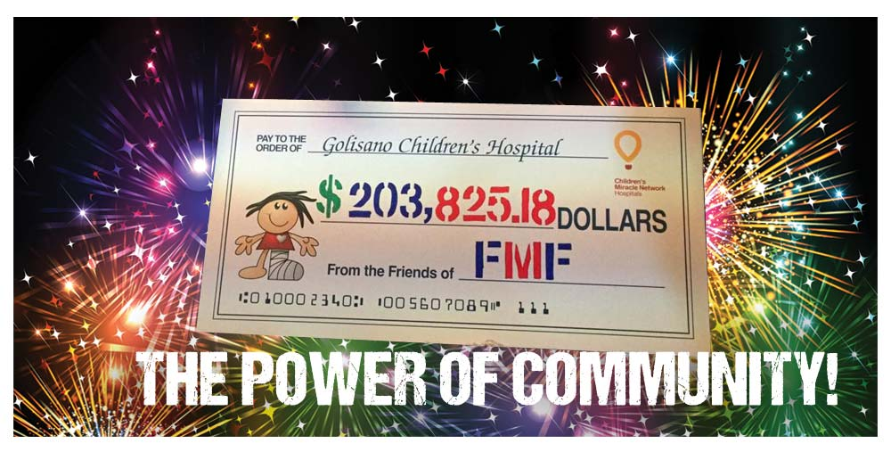 2017 Grand Totals - Power of Community